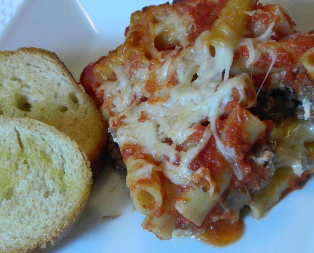 ... lasagna style baked ziti baked ziti lasagna style baked ziti recept